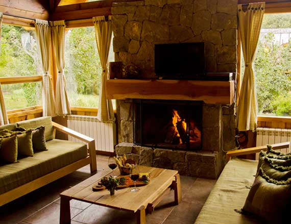 Tillka casas de monta a casas fuego campo en villa la for Parrilla casa de campo